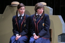 Mary in Yellow on the Broom at Pitlochry Festival Theatre